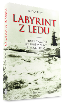 Buddy Levy: Labyrint z ledu